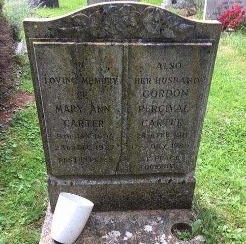 headstone1before